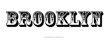 name style design brooklyn name tattoo designs