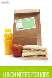 super spooky ghost lunch box jokes for kids