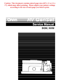 onan bge service manual carburetor ignition system