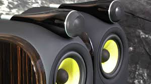 stereo design b u0026w bowers u0026 wilkins pm1 speakers in hd youtube