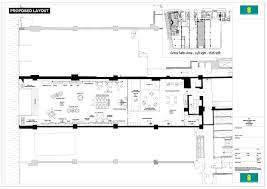 Case Study Houses Floor Plans by Space Re Balance Retail Case Studies Design Solutions Ee Study