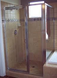 Frame Shower Door Customline Shower Company Portland S Custom Shower Door Company