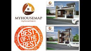 double floor house elevation photos house front elevation designs for single floor and double floor
