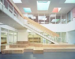 K He Landhausstil Evangelische Grundschule Mit Sporthalle In Karlsruhe Brandschutz