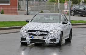 mercedes hp 2017 mercedes amg e63 aiming for 600 hp