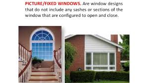 Types Of Windows For House Designs Types Of Window