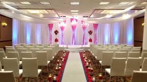 full room wedding ceremony setup ideas youtube