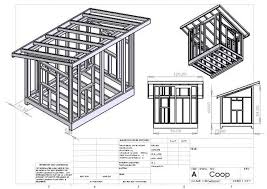 Diy Wood Shed Plans Free by Coop Build 2011 Backyard Chickens Community Excellent Drafting