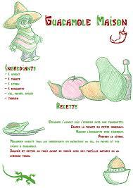 recette cuisine recette de cuisine guacamole maison ssosodef
