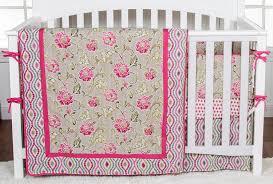 Waverly Crib Bedding Trend Lab Waverly Jazzberry 3 Crib Bedding Set