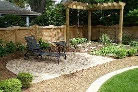 Backyard Renovation Ideas Pictures Cheap And Easy Backyard Landscaping Ideas Webzine Co