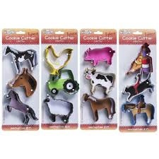 tough 1 3 piece cookie cutter collection boot wind horseloverz