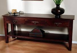 long side table with drawers small console tables with drawers wood console table with drawers