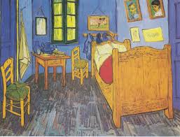 vincent van gogh bedroom file van gogh vincents schlafzimmer in arles2 jpeg wikimedia commons