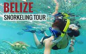 North Dakota snorkeling images Belize san pedro the best snorkeling tour of my life with yolo jpg