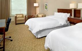 Guest Bedroom Bedding - pure allergy friendly guest room the westin princeton at