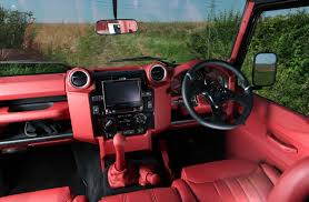 land rover defender interior twisted land rover defender review and pictures pictures