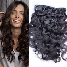 Good Hair Extension Brands Clip In by Compare Prices On Malaysian Clip In Hair Extensions Online