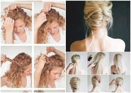 Frisuren Lange Haare Zum Selber Machen by Frisuren Selber Machen Mittellange Haare Haarfarben Braun