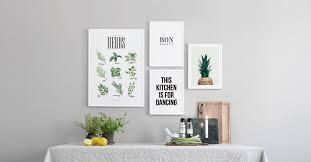 bilder für die küche küchenbilder küche poster kunstdrucke desenio