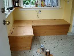 Kitchen Tables With Storage All About Kitchen Table With Bench Storage Home Design And Decor