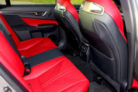 lexus gsf seats lexus gs f review 2015 parkers
