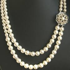 ebay necklace images Incredible ideas vintage pearl necklaces necklace ebay ksvhs jpg