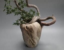 ikebana vases ikebana i gordon ward he makes awesome containers and is a