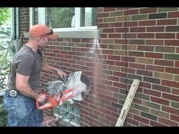 Install French Doors Exterior - patio door installation youtube