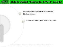 kitchen ventilation by team abs air tech