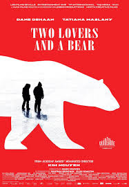 two lovers and a bear 1 of 2 extra large movie poster image