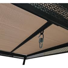 Garden Winds Replacement Swing Canopy by Replacement Canopy For Crowley Gazebo Swing Riplock 500 Garden Winds