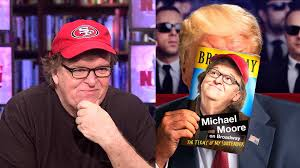 full interview michael moore on his broadway show trump puerto