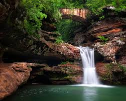 Ohio Waterfalls Map by Best Fall Road Trips In Ohio Specialty Rv Sales Blog
