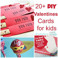 kids valentines cards s day card ideas for kids