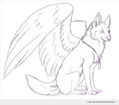 marvelous wolf color picture awesome coloring pages