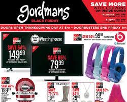 best pc part black friday deals 2016 gordmans black friday deals 2016 u2013 full ad scan leaked