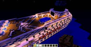 minecraft cruise ship map download youtube