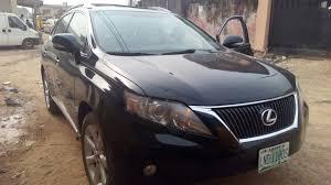 price of lexus rx 350 nairaland reg 2010 lexus rx350 6 8m autos nigeria