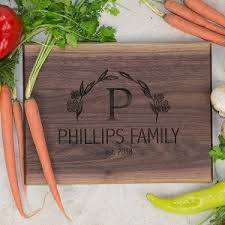 personlized cutting boards cutting boards
