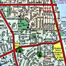 map melbourne fl florida city a to n maps detailed travel tourist