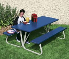 picnic tables perfect for outdoor break areas dallas midwest