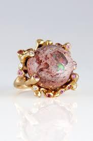 matrix opal ring oltre 25 fantastiche idee su anelli di diamanti champagne su