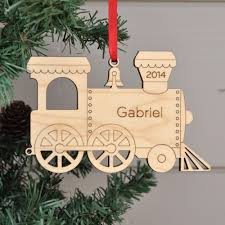 wooden ornament personalized baby s