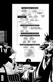 Blood And Crip Territory Map Gotham Organized Crime Dc Database Fandom Powered By Wikia