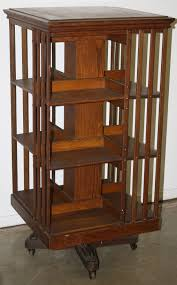 Be Home Furniture Decorating Breathtaking Revolving Bookcase For Charming Home