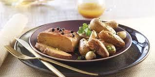 comment cuisiner les rattes du touquet foie gras rôti aux rattes du touquet recettes femme actuelle