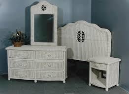 Wicker Vanity Set New Wicker Bedroom Set In Rattan Sets You Ll Wayfair Idea 21