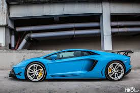 Lamborghini Huracan With Spoiler - aventador wearing dmc sv front spoiler rolls on purwheels