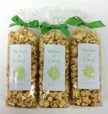 popcorn wedding favors popsations popcorn company favors gifts lutherville timonium